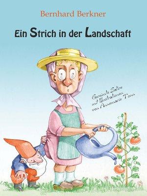 cover image of Ein Strich in der Landschaft