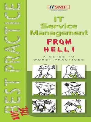 cover image of IT Service Management from Hell