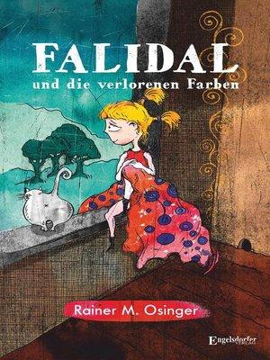 cover image of Falidal und die verlorenen Farben