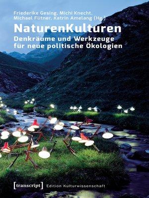 cover image of NaturenKulturen