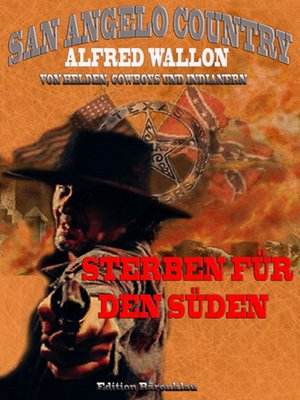 cover image of Sterben für den Süden (San Angelo Country)