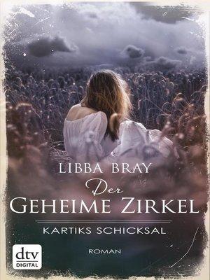 cover image of Der Geheime Zirkel III Kartiks Schicksal
