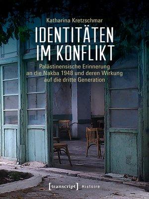 cover image of Identitäten im Konflikt