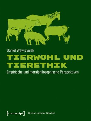 cover image of Tierwohl und Tierethik