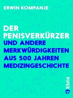 cover image of Der Penisverkürzer