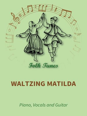 cover image of Waltzing Matilda