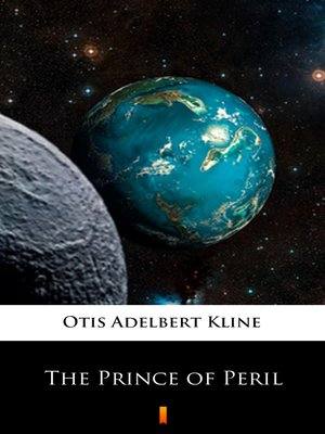cover image of The Prince of Peril