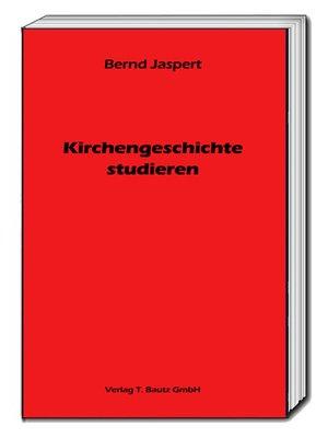 cover image of Kirchengeschichte studieren