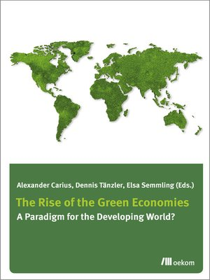 cover image of The Rise of Green Economies