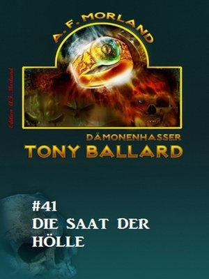 cover image of Tony Ballard #41