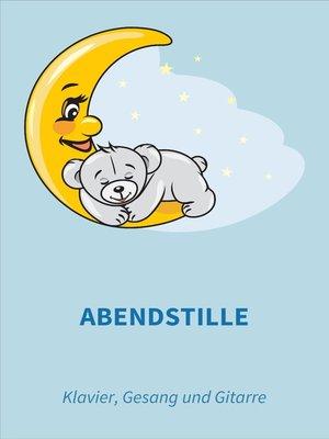 cover image of Abendstille