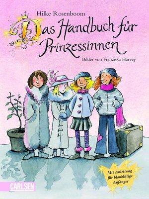 cover image of Das Handbuch für Prinzessinnen