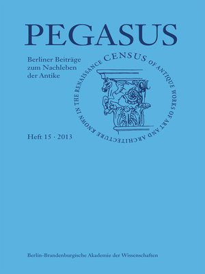 cover image of Pegasus / Pegasus 15