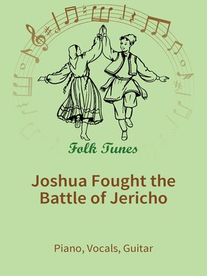 cover image of Joshua Fought the Battle of Jericho