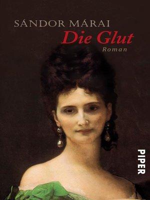 cover image of Die Glut