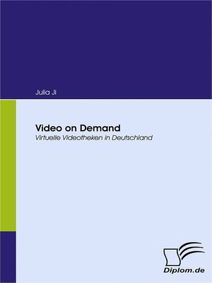 cover image of Video on Demand