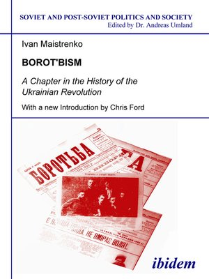 cover image of Borotbism