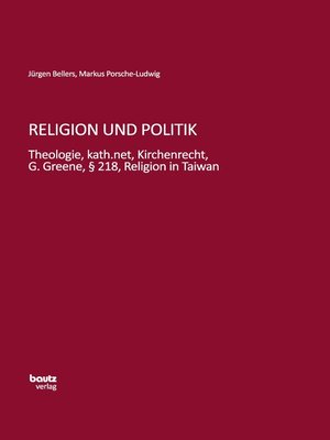 cover image of Religion und Politik