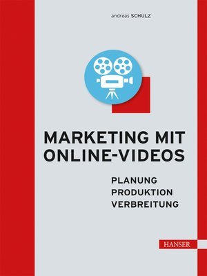 cover image of Marketing mit Online-Videos