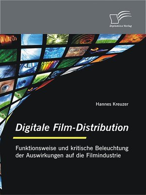 cover image of Digitale Film-Distribution