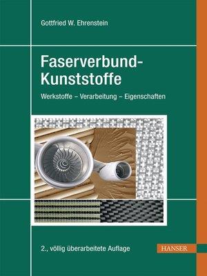 cover image of Faserverbund-Kunststoffe