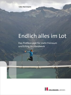 cover image of Endlich alles im Lot