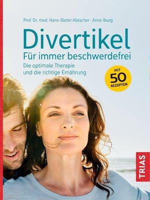 cover image of Divertikel--Für immer beschwerdefrei