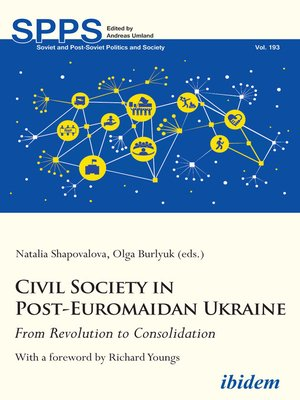 cover image of Civil Society in Post-Euromaidan Ukraine