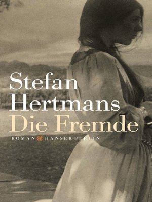 cover image of Die Fremde