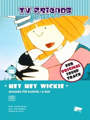 cover image of Hey, hey, Wickie