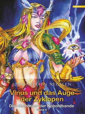 cover image of Vinus und das Auge der Zyklopen