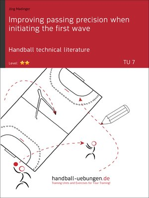 cover image of Improving passing precision when initiating the first wave (TU 7)