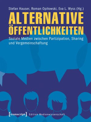 cover image of Alternative Öffentlichkeiten