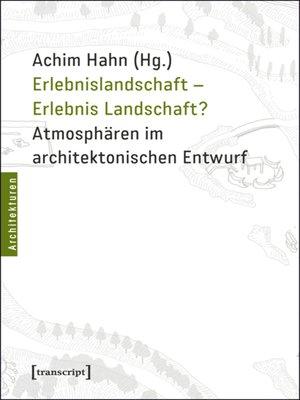 cover image of Erlebnislandschaft