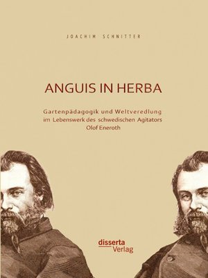 cover image of Anguis in herba