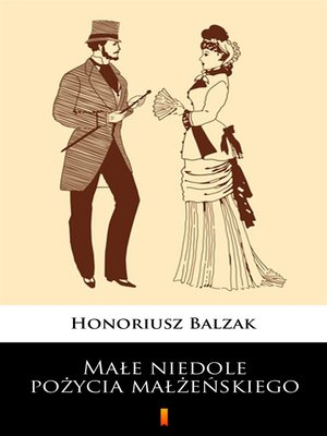 cover image of Małe niedole pożycia małżeńskiego