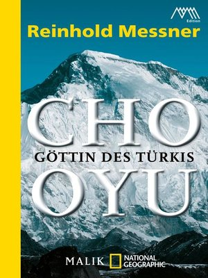 cover image of Cho Oyu