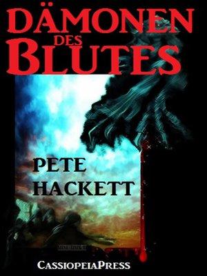 cover image of Dämonen des Blutes