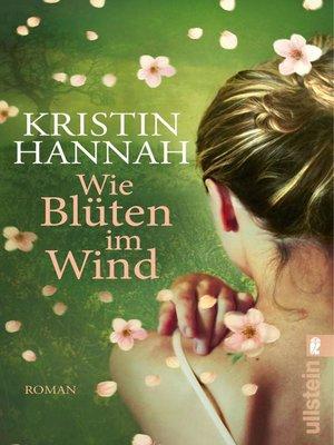 cover image of Wie Blüten im Wind