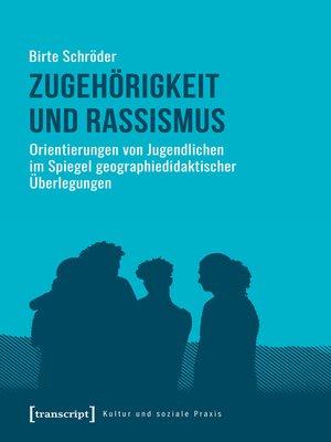 cover image of Zugehörigkeit und Rassismus