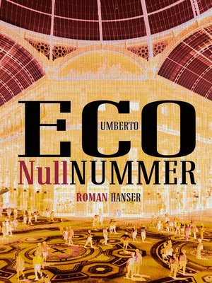 cover image of Nullnummer