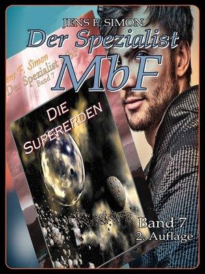 cover image of Die Supererden (Der Spezialist MbF  7)