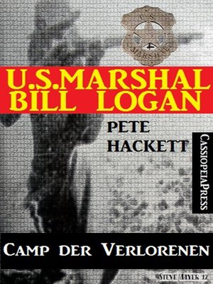 cover image of U.S. Marshal Bill Logan, Band 30
