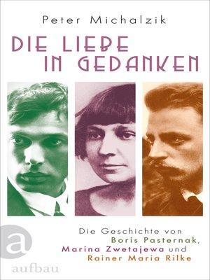 cover image of Die Liebe in Gedanken