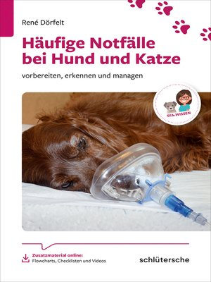 cover image of Häufige Notfälle bei Hund und Katze
