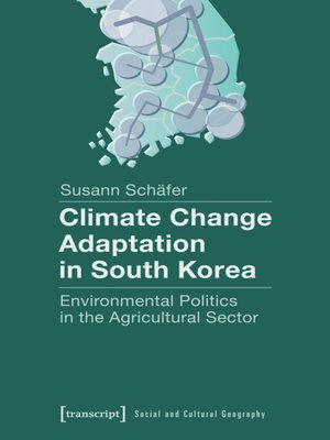 cover image of Climate Change Adaptation in South Korea