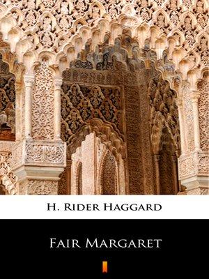 cover image of Fair Margaret