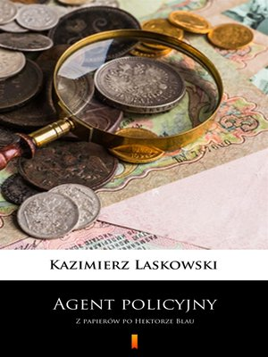 cover image of Agent policyjny