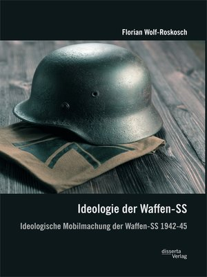 cover image of Ideologie der Waffen-SS
