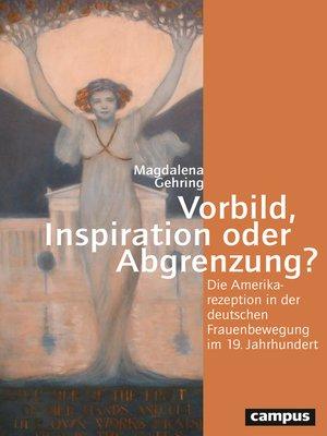 cover image of Vorbild, Inspiration oder Abgrenzung?